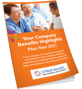 Customized Benefits Plan Booklet